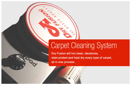 Carpet Cleaning System